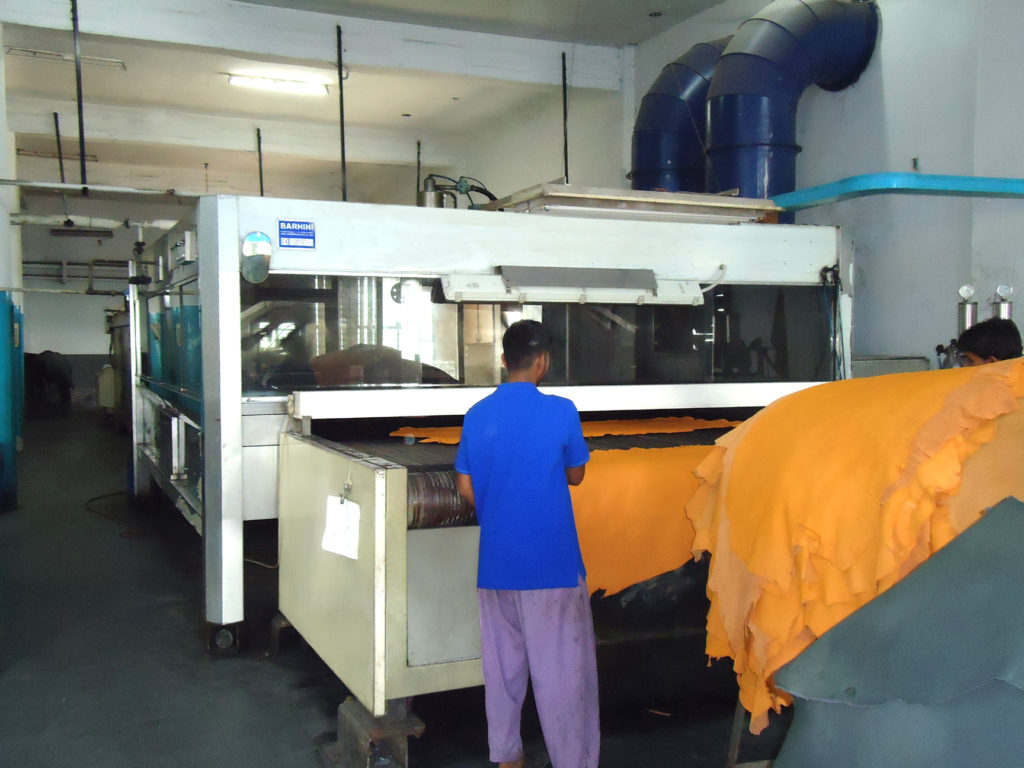 Yousaf Tannery Spraying Machine